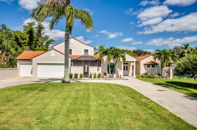 Villa Whitecap in Cape Coral / Florida - USA