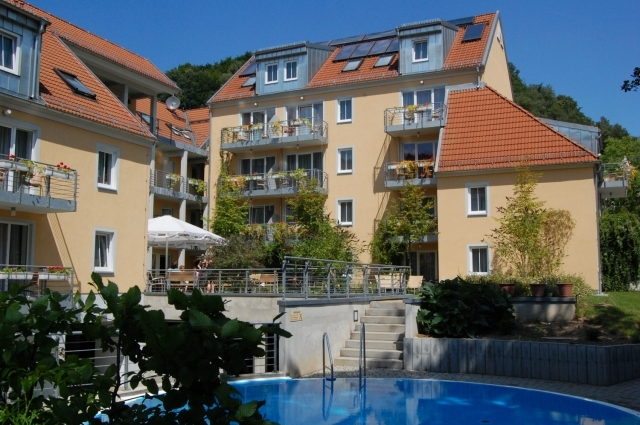 Barrierefreies Hotel - Apparthotel Steiger Bad Schandau