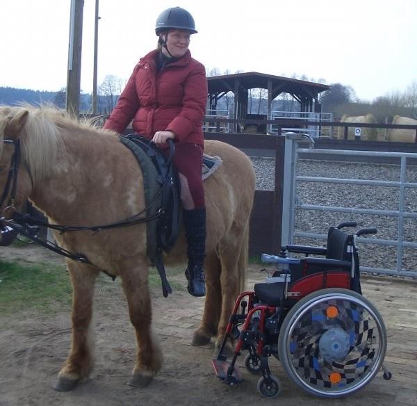 Bauernhofurlaub für Menschen mit Behinderung
