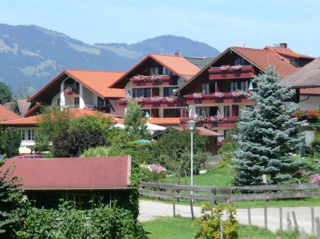 Rollstuhl-Hotel in Oberstdorf