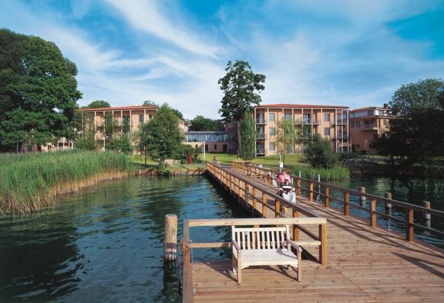 Seehotel Rheinsberg - komplett barrierefreies Hotel am See