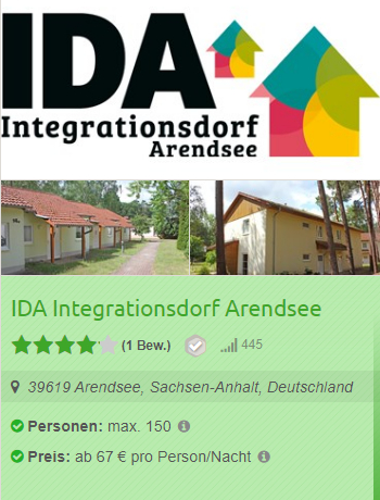 IDA Integrationsdorf Arendsee