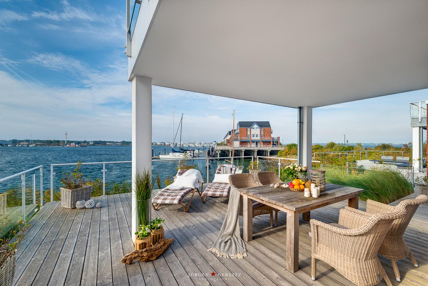 Luxusferienwohnung Hafenkino